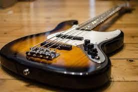 bass guitar pickups